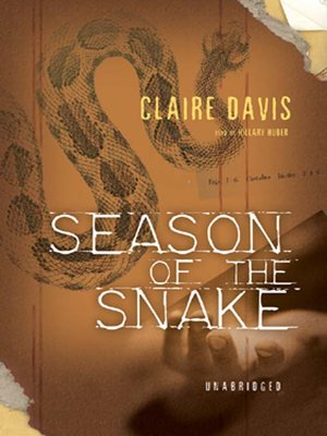 cover image of Season of the Snake