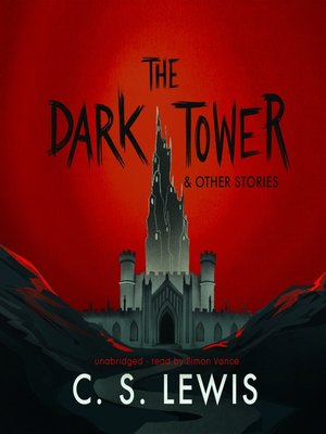 cover image of The Dark Tower, and Other Stories