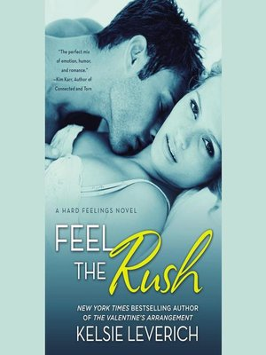 cover image of Feel the Rush