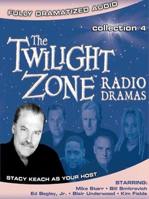 cover image of Twilight Zone Radio Dramas, Collection 4