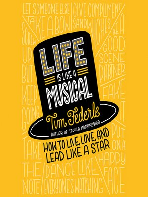 cover image of Life Is Like a Musical