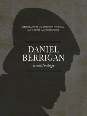 cover image of Daniel Berrigan