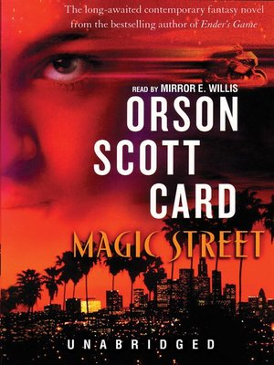 cover image of Magic Street