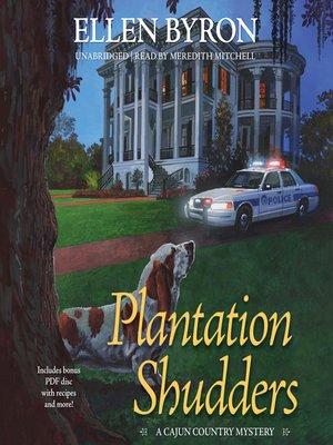 cover image of Plantation Shudders