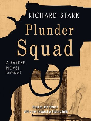 cover image of Plunder Squad
