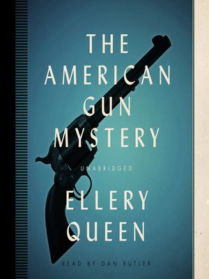 cover image of The American Gun Mystery