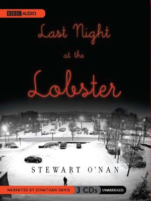 cover image of Last Night at the Lobster