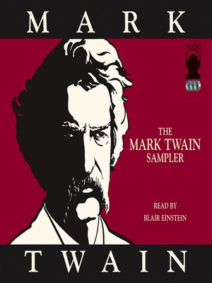 cover image of The Mark Twain Sampler