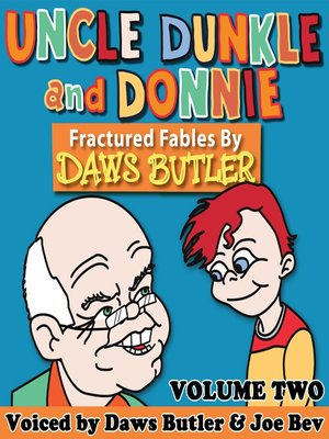 cover image of Uncle Dunkle and Donnie 2