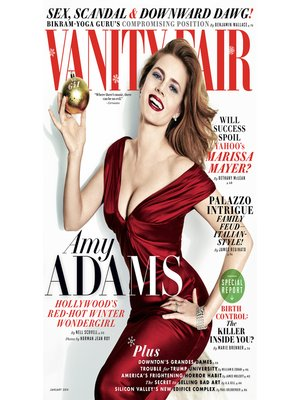 cover image of Vanity Fair: January 2014 Issue