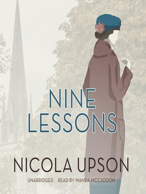 cover image of Nine Lessons