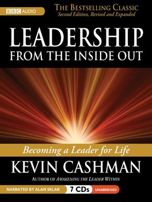 cover image of Leadership from the Inside Out