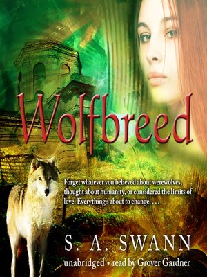 cover image of Wolfbreed