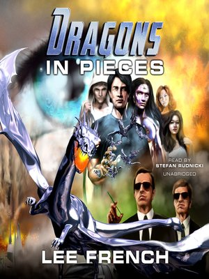 cover image of Dragons in Pieces