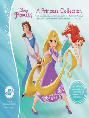 cover image of A Princess Collection