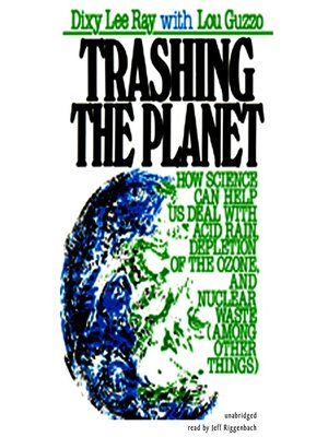 cover image of Trashing the Planet