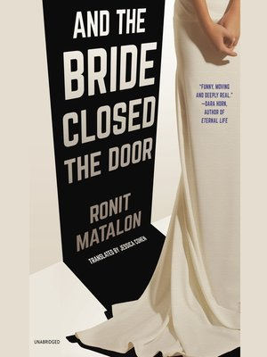 cover image of And the Bride Closed the Door