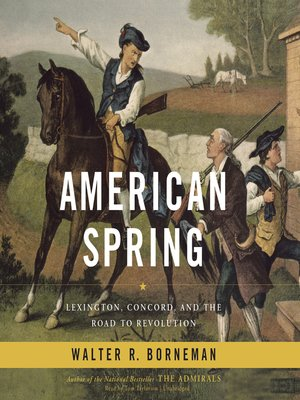 cover image of American Spring