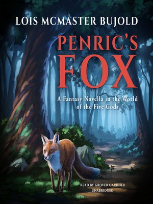 cover image of Penric's Fox