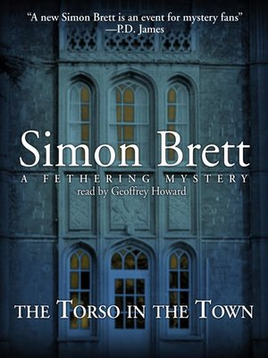 cover image of The Torso in the Town