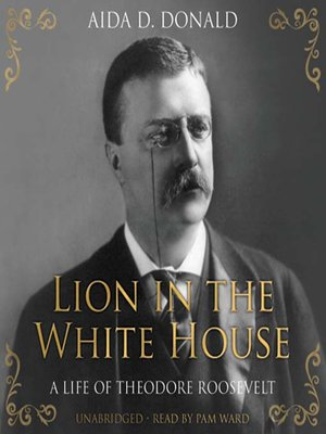 cover image of Lion in the White House