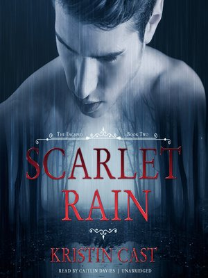cover image of Scarlet Rain