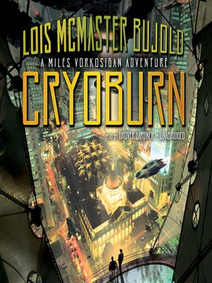 cover image of CryoBurn