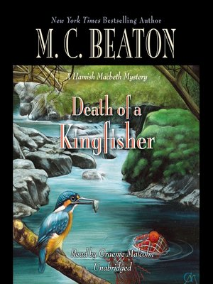 cover image of Death of a Kingfisher