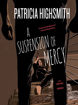 cover image of A Suspension of Mercy