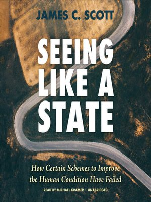 cover image of Seeing like a State