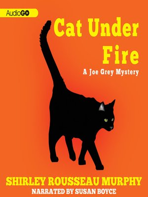 cover image of Cat Under Fire