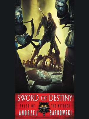 cover image of Sword of Destiny