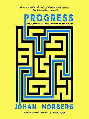 cover image of Progress