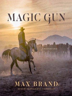 cover image of Magic Gun