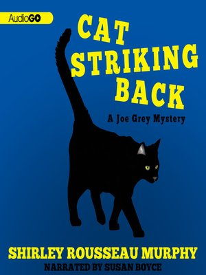 cover image of Cat Striking Back