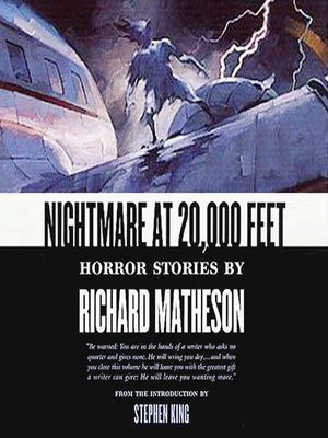 cover image of Nightmare at 20,000 Feet