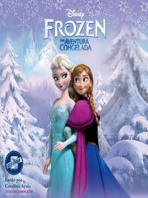 cover image of Frozen: Una Aventura Congelada