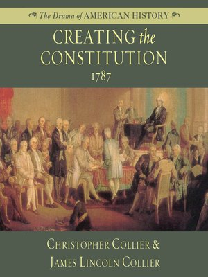 cover image of Creating the Constitution