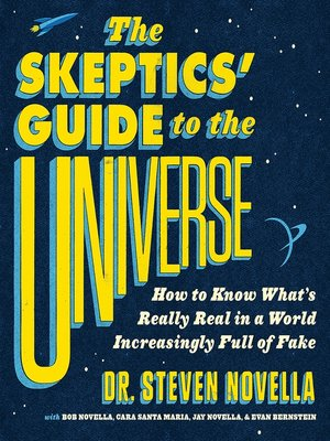 cover image of The Skeptics' Guide to the Universe