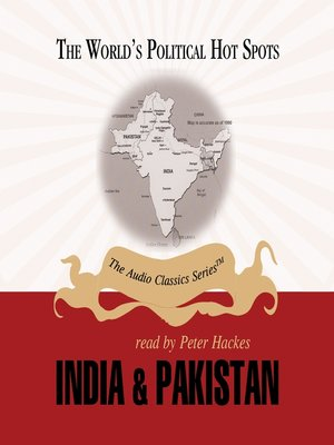 cover image of India & Pakistan