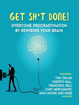 cover image of Get Sh*t Done