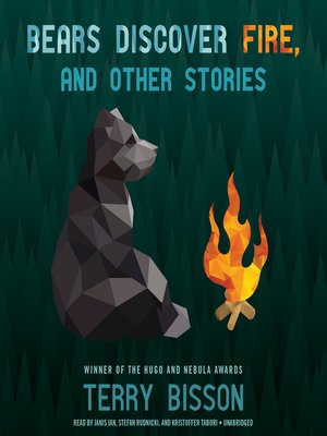 cover image of Bears Discover Fire, and Other Stories