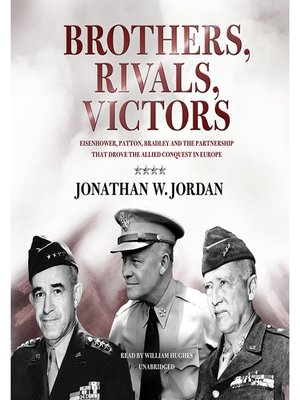 cover image of Brothers, Rivals, Victors