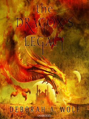 cover image of The Dragon's Legacy