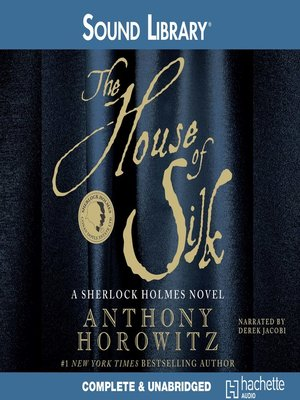 cover image of The House of Silk