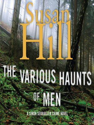 cover image of The Various Haunts of Men