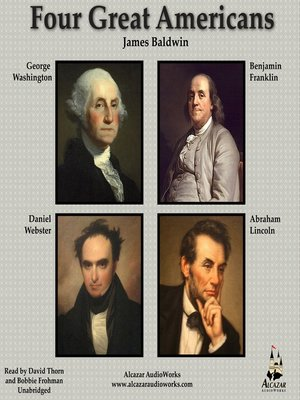 cover image of Four Great Americans
