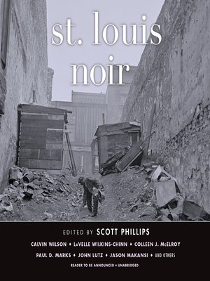 cover image of St. Louis Noir
