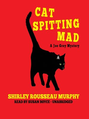 cover image of Cat Spitting Mad