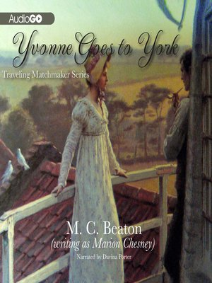 cover image of Yvonne Goes to York
